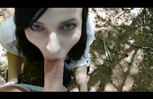 دخترک معصوم, لینک کانال سکس کده cums در زیر چشم ناظر از دوربین